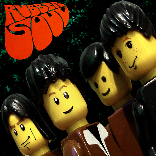 Beatles Rubber Soul 89