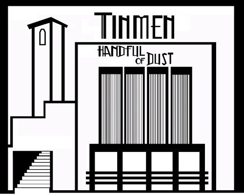 Tinmen EP Cover