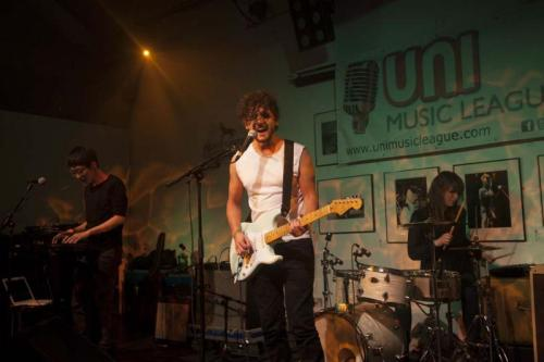 Uni music league