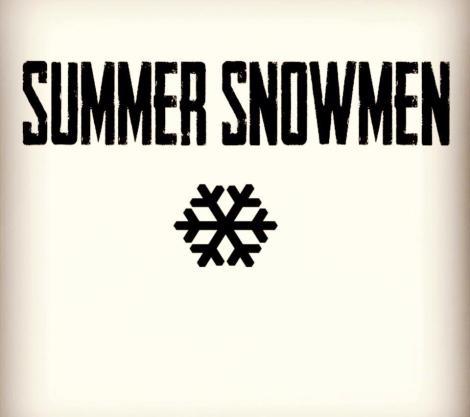 Summer Snowmen