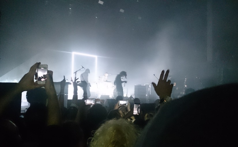 Live Review: The 1975 – WOLVERHAMPTON CIVIC HALL – 29THSEPTEMBER