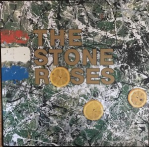 The Stone Roses Debut Album Cover