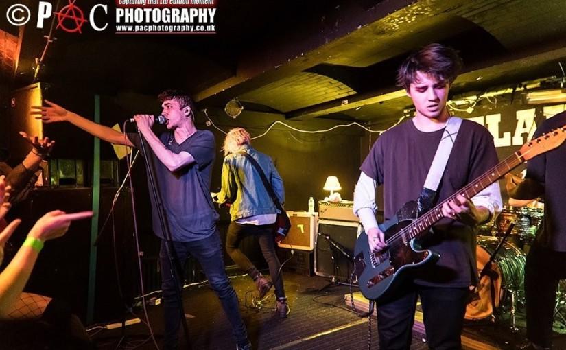 Live Review: DEAD! @ The Flapper, Birmingham31/01/18