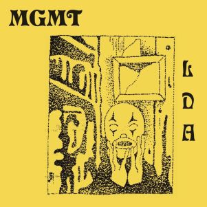 MGMT Little Dark Age Album