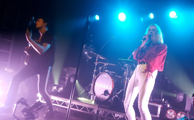 Live Review | Yonaka @ The Garage, London –28/02/2018