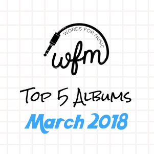 top5albumsmarch