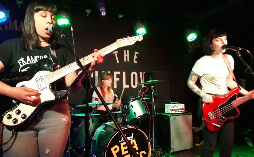 Live Review | Peaness @ The Sunflower Lounge, Birmingham –24/4/2018