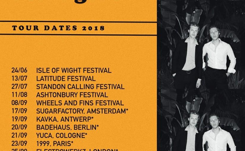Tour News   The Modern Strangers Announce UKTour!