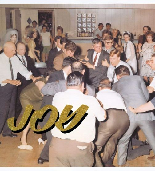 Idles -Joy As An act of Resistance