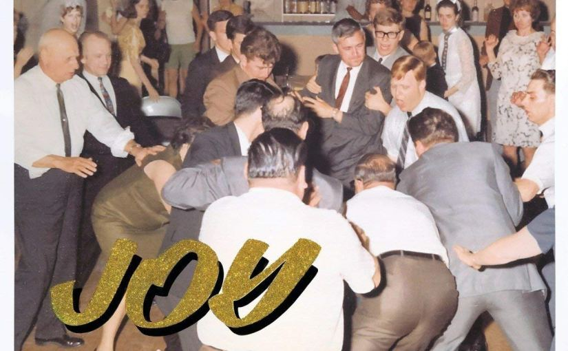 Album Review | IDLES – 'Joy as an  Act of Resistance'