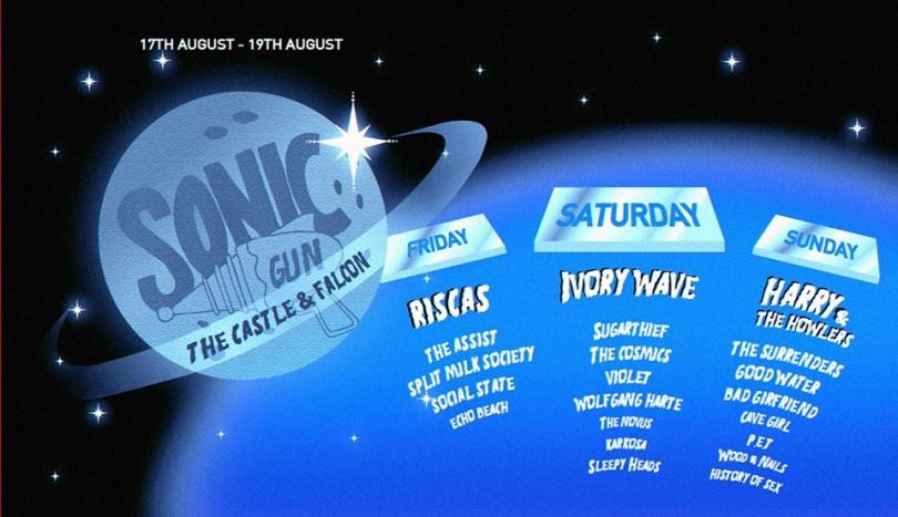 Sonic Gun Weekender