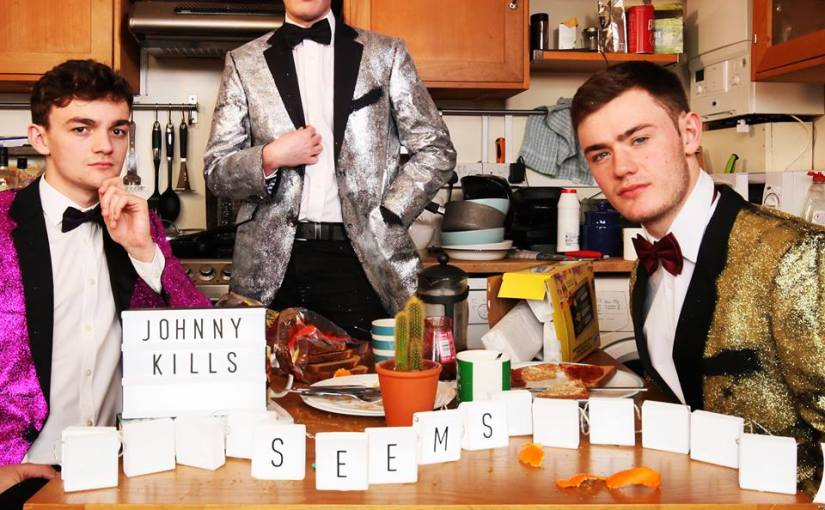 New Release | Johnny Kills –'Seems'