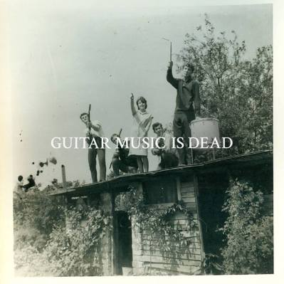 The Americas - Guitar Music Is Dead EP
