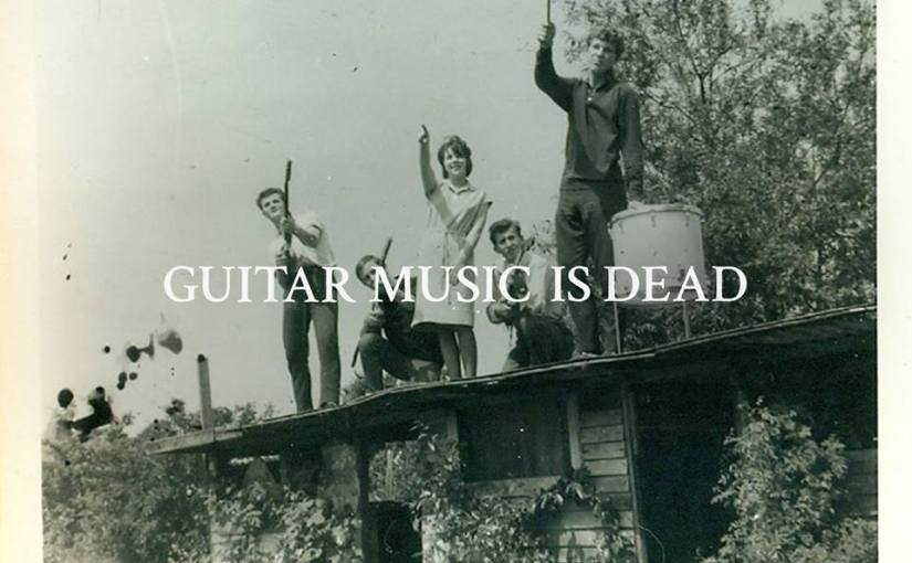 EP Review | The Americas – 'Guitar Music IsDead'